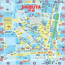 Tokyo Metro English Map by Tokyo Pocket Guide Tokyo Shibuya Map In English For Tourist Inside