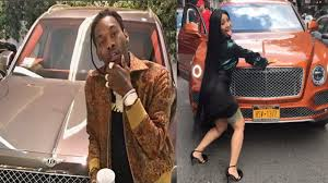 future bentley truck cardi b buys matching bentley truck as offset has best month ever