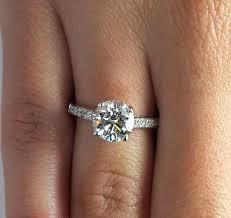 2 carat ring 2k diamond ring 2 carat engagement ring etchedin me