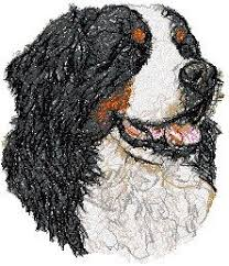 belgian shepherd embroidery design embroidery designs bernese mountain dogs animals world dog