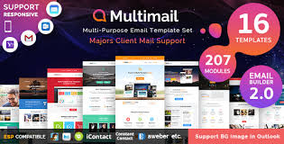 themes builder 2 0 multimail responsive email template with template builder by akedodee