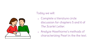 lesson 13 methods of characterization in the scarlet letter part