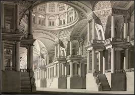 drawings of architecture and ornament at the national library of