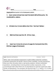 41 best 1st grade common core worksheets images on pinterest