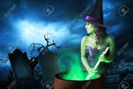halloween dark background witch on a dark background stock photo picture and royalty