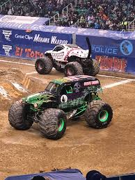 monster trucks video clips monster jam triple threat series review
