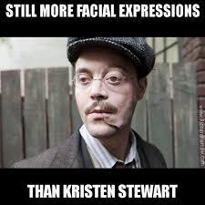 Kristen Stewart Meme - custom boardwalk empire meme generator