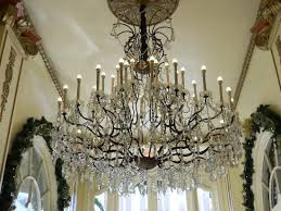 New Orleans Chandeliers One Of The Lobby Chandeliers Picture Of Le Pavillon Hotel New