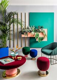 bright colour interior design 66 best design trends 2017 images on pinterest color palettes