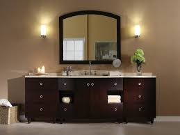 Vanity Lighting Ideas Bathroom Lighting Ideas Over Mirror White Ceramic Bath Tub With