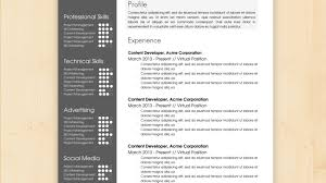 Fun Resume Templates Resume Awesome How To Complete A Resume Free Bartender Resume