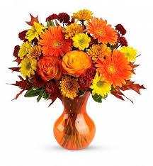 flowers in november autumn burst flower bouquet