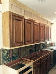 adding toppers to kitchen cabinets kitchen cabinet to ceiling badcantina com