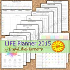 free printable life planner 2015 best 2015 weekly planner products on wanelo