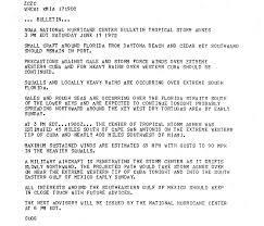 Monroe I Rr John Howard Companies Is Located In Mobile Hurricane Agnes
