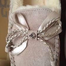 ugg delizah sale 47 ugg shoes sale uggs dakota braid bling moccasins