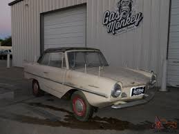 volvo 770 for sale by owner rare 1964 amphicar 770 local original owner offered by gas monkey