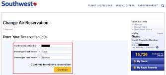 travel reservation images How to find out when southwest airlines travel funds expires png
