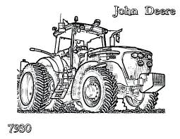 coloring pages cool combine coloring john deere book pages