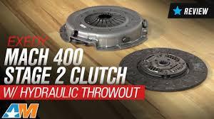 2005 mustang clutch 2005 2010 mustang gt exedy mach 400 stage 2 clutch w hydraulic