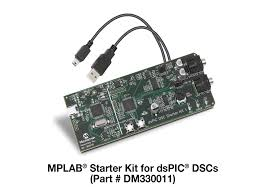 mplab starter kit for dspic dscs dm330011 microchip technology