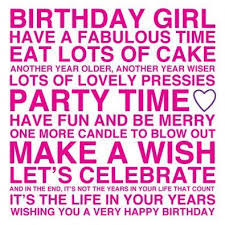 birthday girl birthday girl shared by team on we heart it