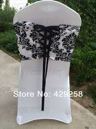 cheap white chair covers online get cheap corset chair covers aliexpress alibaba