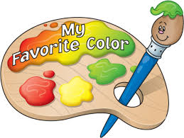 favourite colour my favourite colour is free images at clker com vector clip art