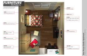 apartment efficiency apartment furniture architecture designs
