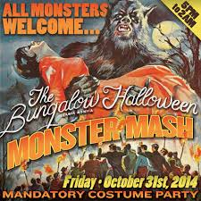 the bungalow u0027s monster mash halloween party u2014 lincoln u0026 rose