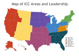 Icc Flag Map Of Icc Areas And Leadership Thinglink