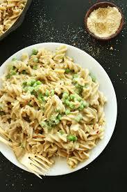 recipes with pasta easy vegan alfredo gf minimalist baker recipes