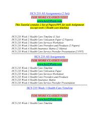 hcs 235 aid successful learning hcs235aid com by jasmine01795 issuu