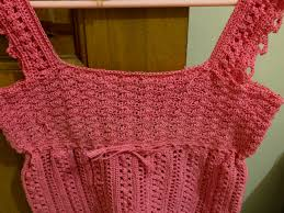 how to crochet a dress without a pattern 8 steps with pictures
