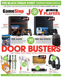 thanksgiving offers gamestop black friday deals expanded offers starting two days