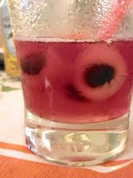 dosanko in the south eerie halloween eyeball drink