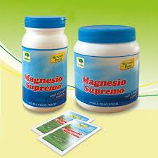 le proprietã magnesio supremo magnesio supremo a cosa serve proprietà dosi assunzione e