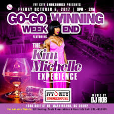 Backyard Gogo The Kim Michelle Experience U2013 Ivy City Music