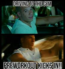 Pre Workout Meme - lol gym meme funny fitness meme gym time when your