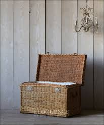bathroom awesome wicker trunks wicker storage chest with drawers