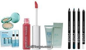 Daftar Paket Make Up Wardah harga produk wardah kosmetik daftar katalog terbaru 2018 liatharga