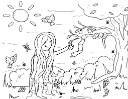 sunday for kids coloring page free download