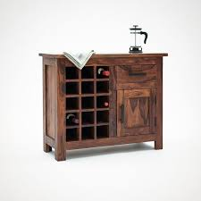 sideboard with wine rack furniture for modern living 524 wih