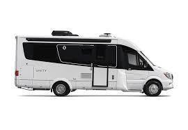 mercedes sprinter rv price unity class c rv leisure travel vans