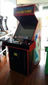 Nba Jam Cabinet Nba Jam Maximum Hangtime Arcade Machine