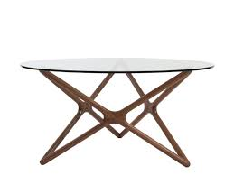 X Side Table Triple X Dining Table
