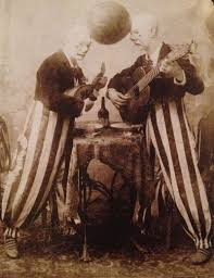 26 vintage creepy clown pictures that will either freak you out