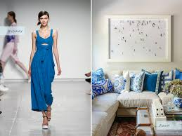 home design trends for spring 2015 interior design ideas inspired by the coolest fashion trends
