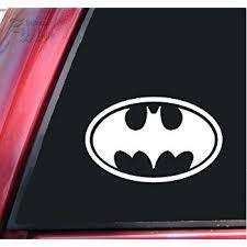 amazon batman bat symbol vinyl decal sticker 6