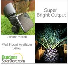 Brightest Solar Landscape Lighting - high output outdoor led solar light pinned for future reference